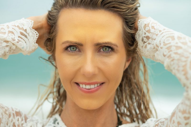 Paul Bright Photography, Gold Coast Photographer, Coolangatta, female portrait